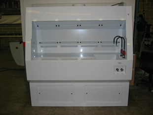Fume Hoods by Advanced Plastic Fabrications