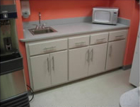 Hospital-pharmaceutical area by Advanced Plastic Fabrications