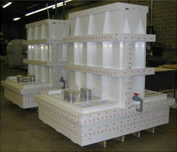 Ventilated Processing Stations by Advanced Plastic Fabrications
